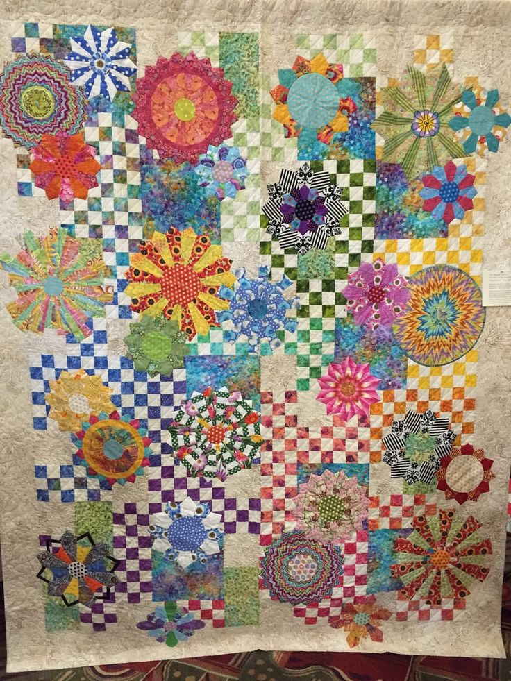 Sew Fun 2 Quilt Circle Quilts Circle Quilt Patterns