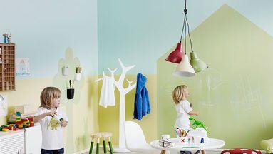 Kolekcja Tikkurila Kids Style to 24 kolory wybrane przez dzieci i 8 niezwykłych aranżacji. Pokoje dla dzieci stworzone przez samych zainteresowanych. Sprawdź!