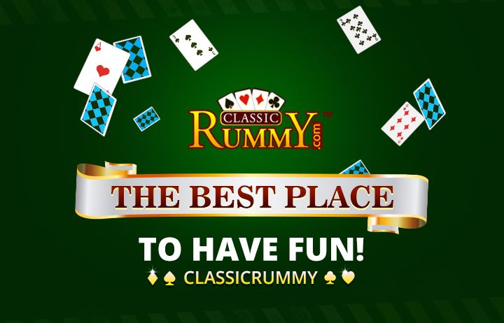 Best Place to Have Fun is Only @ classicrummy.com  #rummy #onlinerummy #classicrummy #playrummy #onlinerummygames #fun