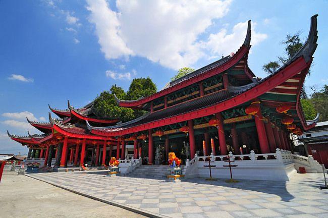 Sam Po Kong temple in Semarang, West of Java