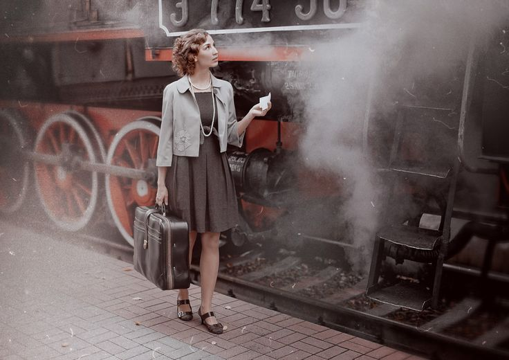 the train by pulmer on DeviantArt