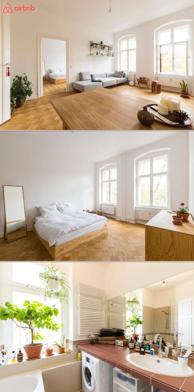 A Beautiful And Central Apartment In The Middle Of Kreuzberg Graefekiez With Everything You