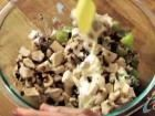 Lizzy's Famous Pecan Chicken Salad Recipe | Just A Pinch Recipes