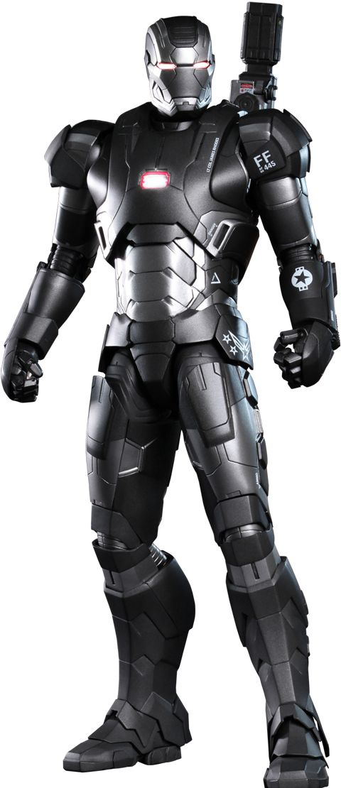 Marvel Iron Man 3: War Machine - Mark II Sixth Scale Figure | Sideshow Collectibles