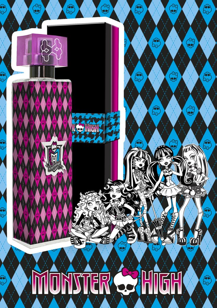 Desarrollo Mattel Monster High
