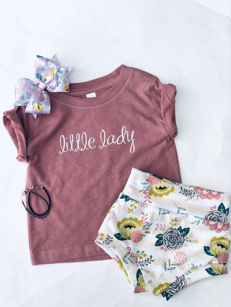 Little Lady Outfit – Pregnant Mamas