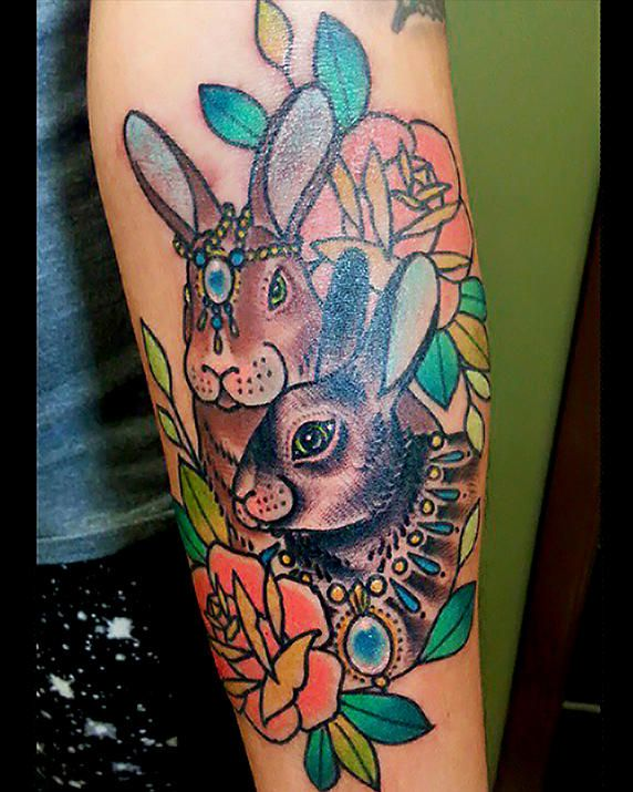 Outer Limits Tattoo | Artist Shorty