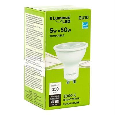 Luminus Luminus LED 5W GU10
