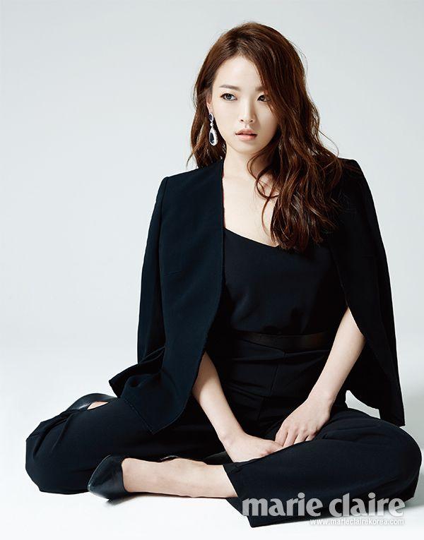2014.05, Marie Claire, Chun Woo Hee