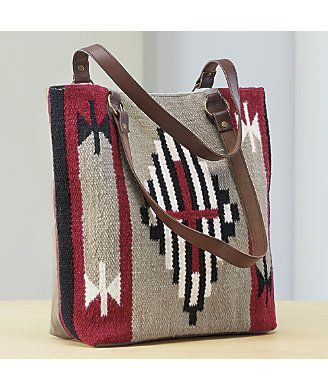 Western blanket bag from monroe and main