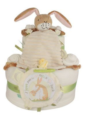 Coochy Coo Nappy Cakes Guess How Much I Love You Nappy ...