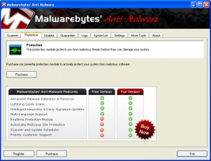 The best anti-malware software in the market. Simply the best. If you don't have it, you need it! It works well with other Anti-Virus software too (like ESET's NOD32).