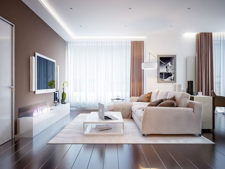 Neutrals are great choice for designers who want to make a modern first impression, while still leaving plenty of flexibility for future changes or updates down
