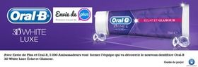 Dentifrice Oral-B 3D White Luxe Eclat et Glamour < Sweet tests of beauty by Naw' - 22 avril 2014 | Blog Beauté Addict