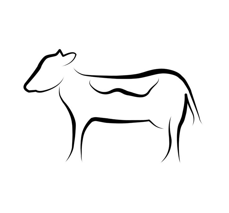 Drawing Lines With Pixels : Best cow tattoo ideas on pinterest icon