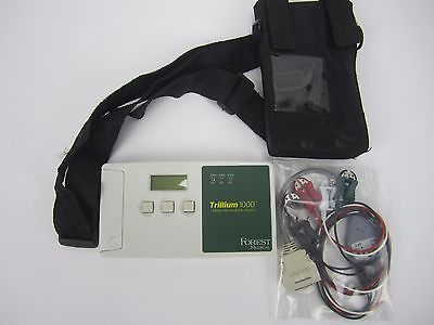 Trillium 1000 Holter Monitor with Carrying Case