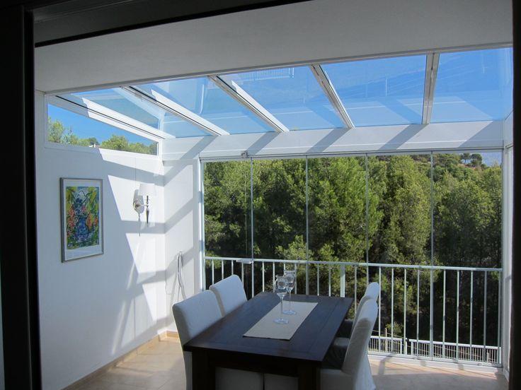 M s de 25 ideas incre bles sobre invernadero de - Invernadero en terraza ...