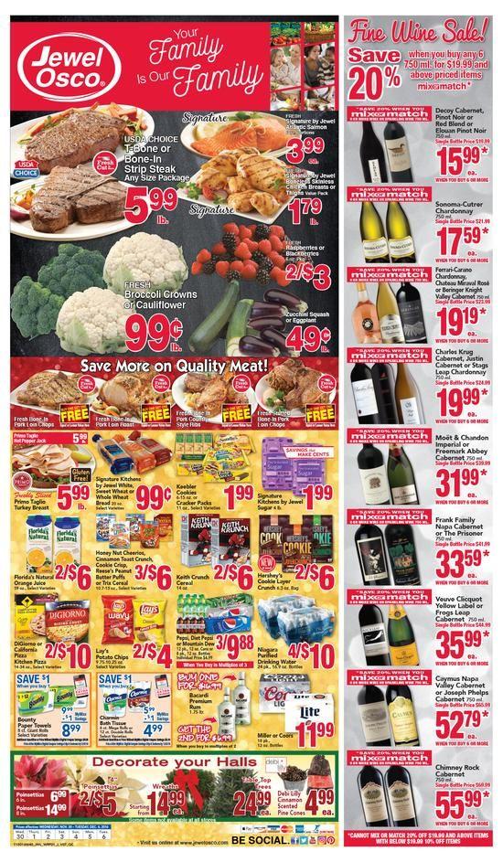 Jewel coupon deals this week