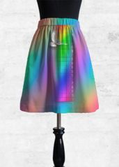 The Rainbows Promise: What a beautiful product! Explore my new VIDA collection! Another favorite is The Rainbows Promise. Gods story printed on a dress.