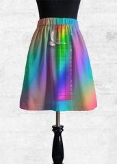 Cupro Skirt - sad boy by VIDA VIDA Cheap Latest Collections Buy Cheap Wide Range Of Sale Sneakernews Sale Big Discount nfnCTviW6X