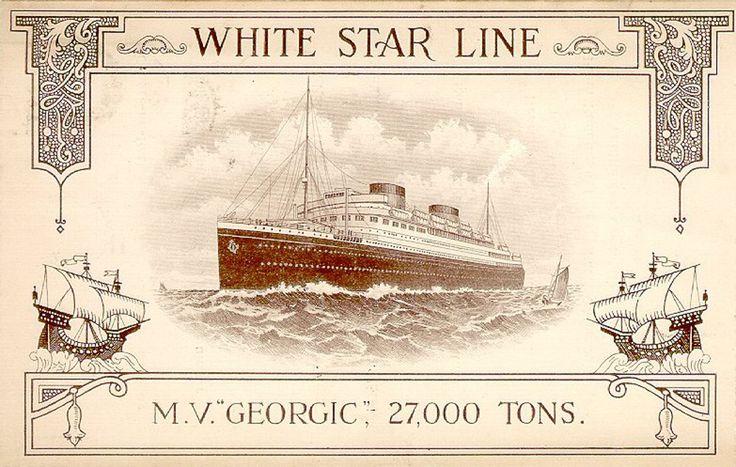 White Star Line - Wikipedia