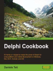 Delphi Cookbook Pdf Download e-Book