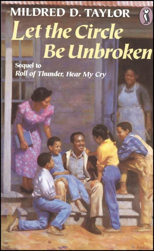 9 best roll of thunder hear my cry book cover update images on let the circle be unbroken mildred taylor fandeluxe Image collections