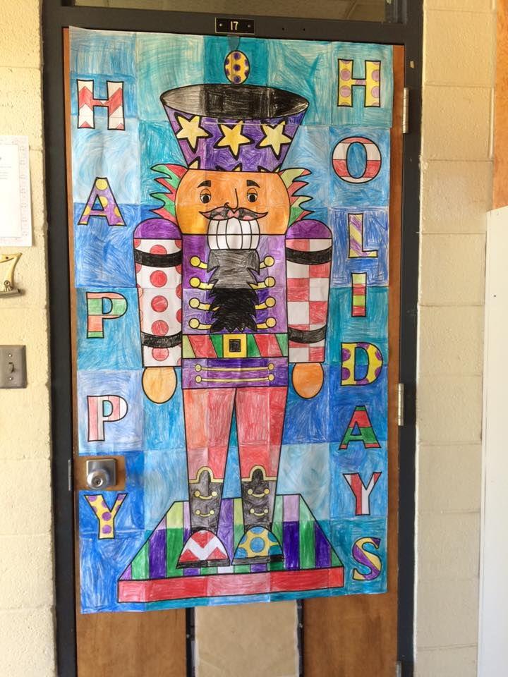 Nutcracker Classroom Collaboration Door Poster - Great ...