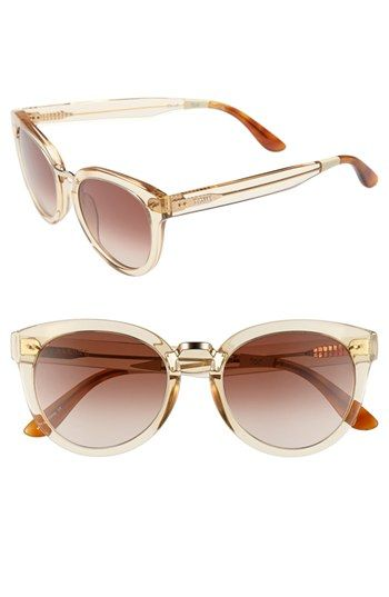 TOMS 'Yvette' 52mm Sunglasses available at #Nordstrom