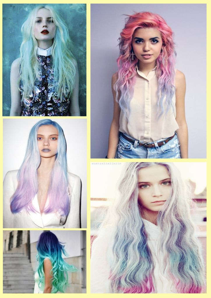 Best Hair Color Trends 2015