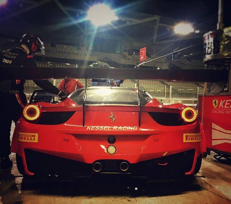 Kessel Racing - Ferrari - Gulf 12 Hours - Abhu Dhabi - Racing