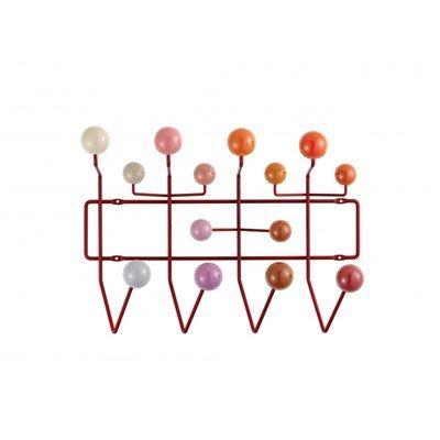 Eames Hang It All Knagerække, rød DKK 2.155,-
