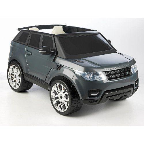 Feber Feber Range Rover SUV Battery Powered Riding Toy