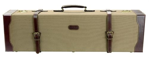 Sauer 202 Hatari Leather and Canvas Rifle Case | SHIPS FREE! | EuroOptic.com - EuroOptic.com