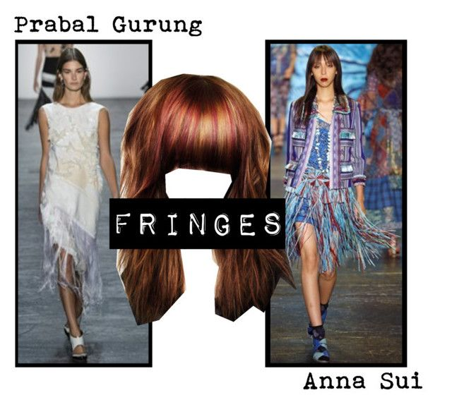 Spring/Summer 2016 Trend; Fringes by kimearls on Polyvore