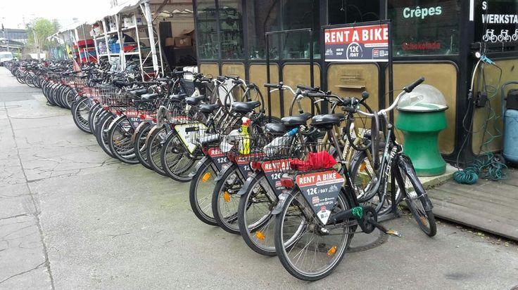 Photo of Rent a Bike Berlin - Berlin, Germany. Bike rental point Berlin, sightseeing tour with bike, be tour Berlin