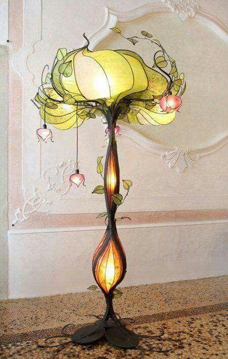 Lovely - Art Nouveau