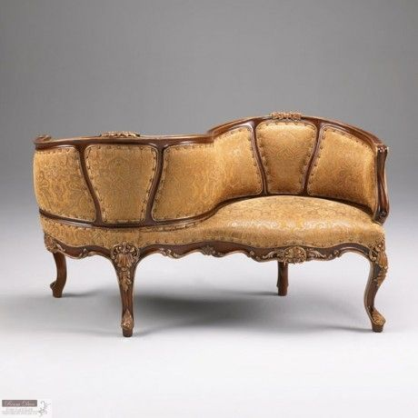 17 Best Images About Tete A Tete Sofas And Chairs On Pinterest White Wicker Louis Xvi And