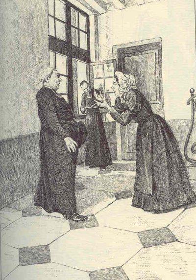 balzac le curé de tours
