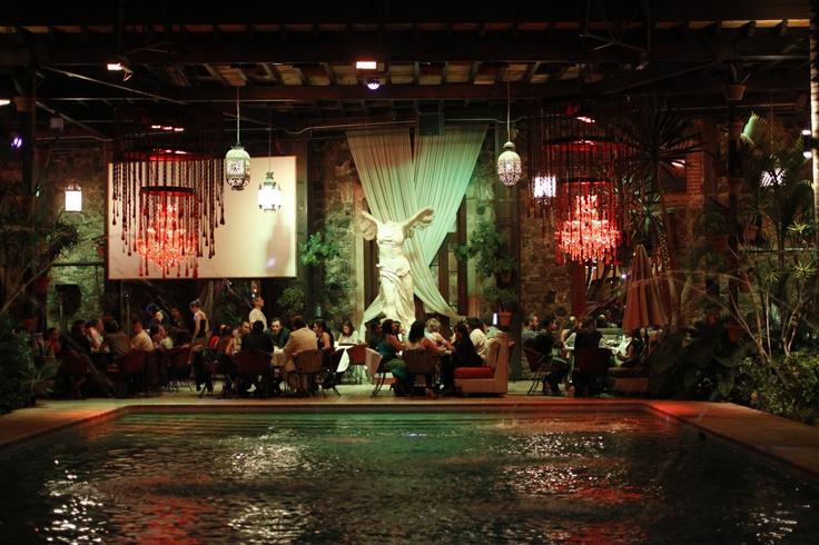 Bar Horus. Foto: Gerardo Nieto