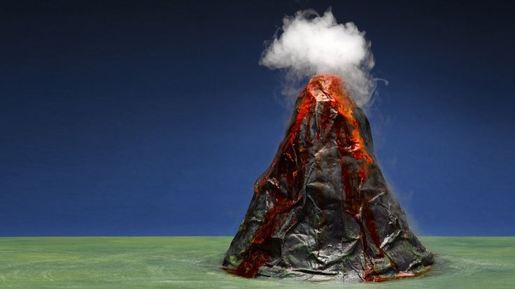 How to upgrade your child's volcano science project to make it more awesome! #A+ #topmarks #studywithchildren