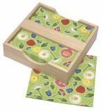 Коробка для салфеток, дерево : Разное