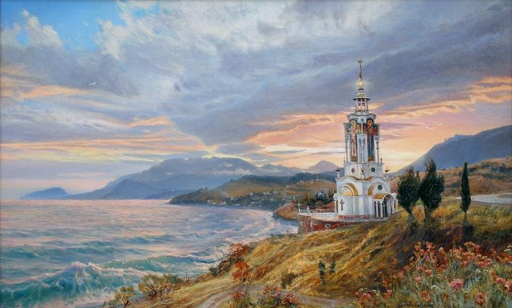 маяк ялта картины: 11 тыс изображений найдено в Яндекс.Картинках