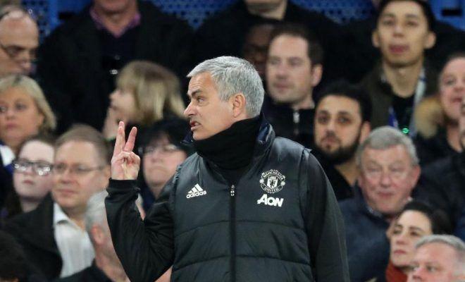 Jose Mourinho's Manchester United will be up for revenge against Chelsea