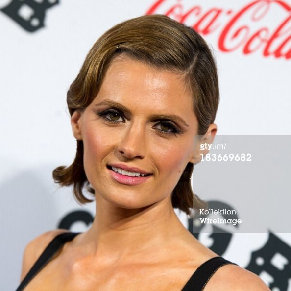 News Photo: Actress Stana Katic attends the CBGB New York…