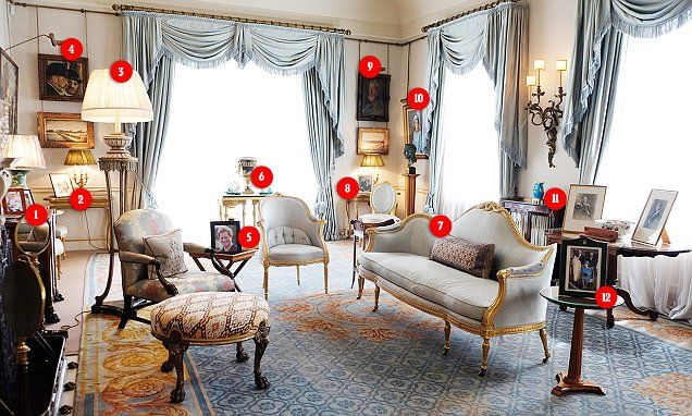 Royal fans can now visit Clarence House, in central London, and take part in a tour of the Grade I listed building, including the Morning Room, which offers rare insight into the family life of the royals.