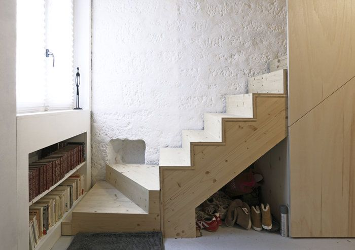 les 25 meilleures id es concernant maison troite sur pinterest plans de maisons troites. Black Bedroom Furniture Sets. Home Design Ideas