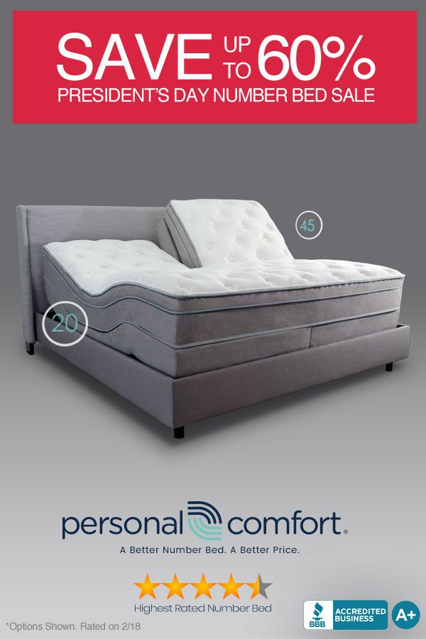 Sleep Number Queen Bed C2 700 Has Earned The Good Housekeeping