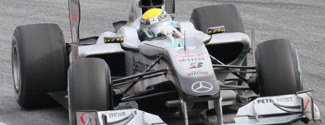 Nico Rosberg lidera los entrenamientos en Austria