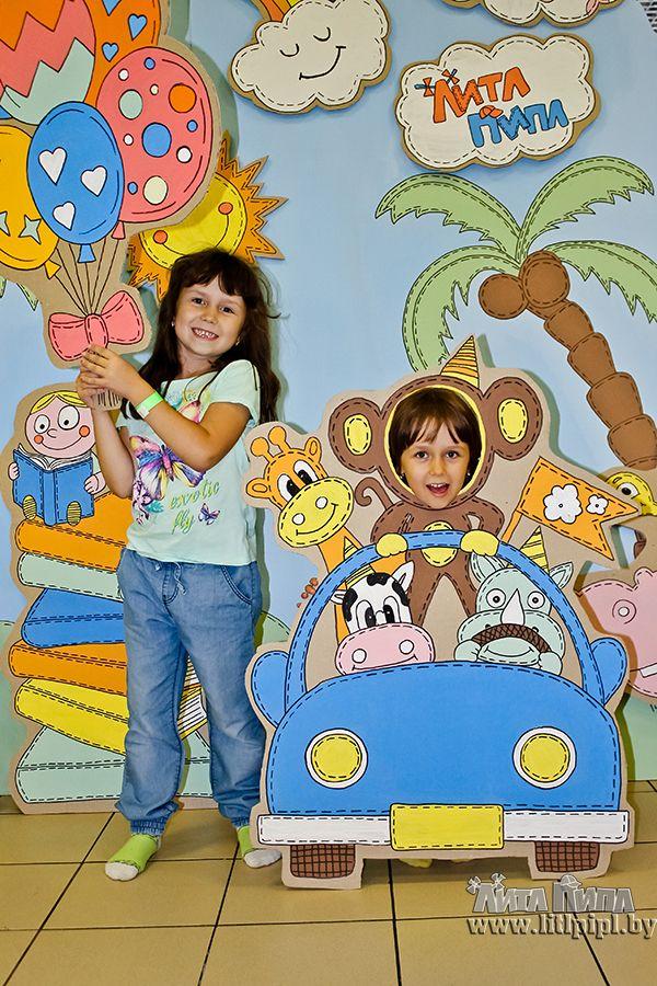 Галерея - Литл Пипл организация детских праздников минск